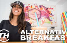 Alternative Breakfast - Trend Hunter's Misel Saban Shares Her Favorite Breakfast Food Options