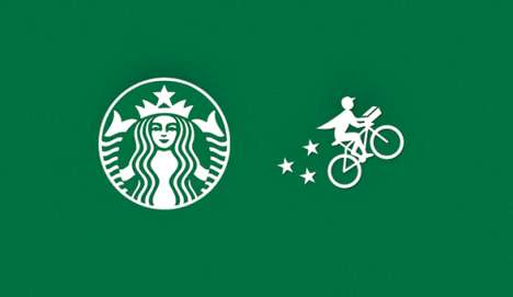 Coffee Delivery Services - Starbucks and Postmates Team Up to Bring Beverages to Doorsteps