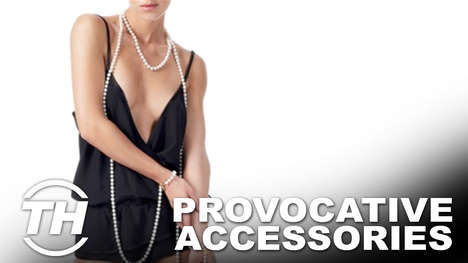 Provocative Accessories - Trend Hunter's Meghan Young Discusses Film-Inspired Erotic Accessories