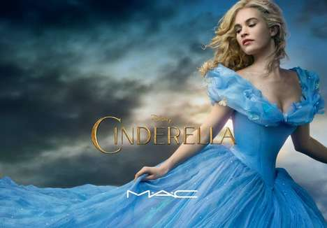 Disney Princess Cosmetics - The MAC x Cinderella Collection is Fresh-Faced and Feminine