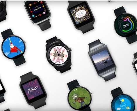 Luxury Swiss Smartwatches