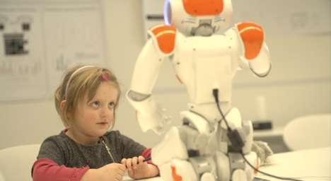 Teachable Handwriting Robots - The CoWriter Project Lets Kids Teach Handwriting & Improve Themselves
