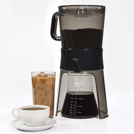 Cold Brew Coffee Makers - OXO Designs an Affordable Machine for the Mainstream Consumer