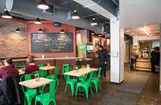 Healthy Seasonal Eateries - b.good's Restaurant Chain Has a Locally Sourced, Seasonal Menu