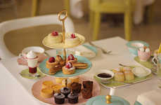 Luxe High Tea Experiences - Rhodes W1 Offers Afternoon Tea That Is Authentically English