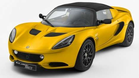 Commemorative British Sportscars - The Lotus Elise 20th Anniversary Edition Packs a Mean Punch