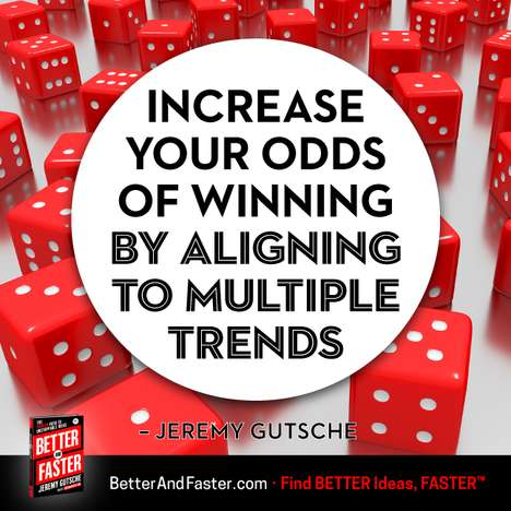 Increase Your Odds - Better and Faster Reveals Business Opportunities in Convergence