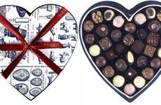Maternal Holiday Confections - These Mother's Day Chocolates Boast Gourmet Ingredients