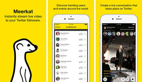 Live Streamed Keynotes - Jeremy Gutsche's SXSW Book Launch one of the First Keynotes on Meerkat