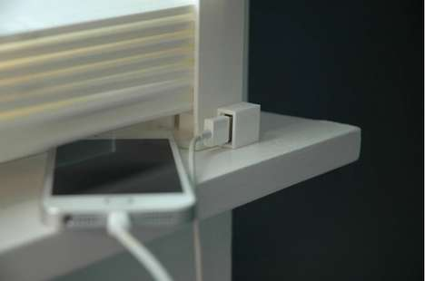 Solar-Powered Blinds - BRI/SO Smart Shutters Promise Privacy, Sunlight Obstruction and Electricity