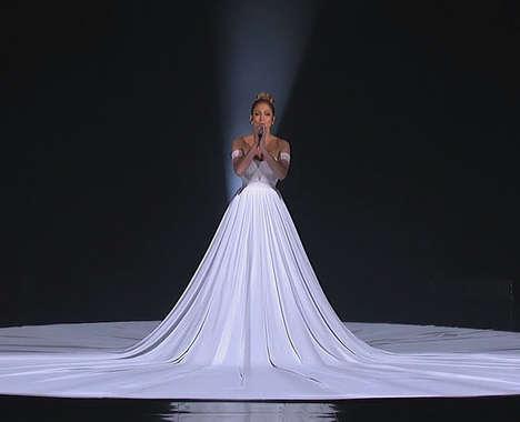 Cosmic Infinity Dresses