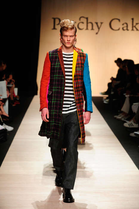 Crafty Rocker Runways - The Latest Patchy Cake Eater Boasts Refined Punk Rock Fashion