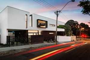 This Sprawling Triangular House is a Minimal Marvel of Design