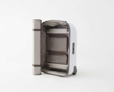 Efficient Folding Suitcases