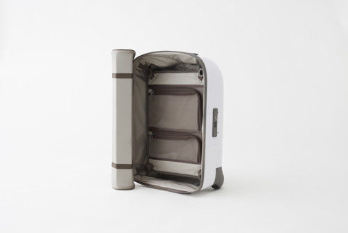 Efficient Folding Suitcases