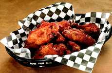 Expanded Wing Flavors - Mazzio's and Wing Run Wings Create Cobranded Options for More Variety