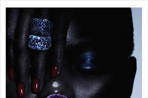 Wylde Magazine's La Fleur Noir Story Boasts Extravagant Jewelry