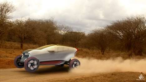 20 3D-Printed Transport Innovations - From Foldable Eco Bikes to 3D-Printed Auto Transmissions