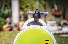 Eco-Friendly Unicycles - The Airwheel Unicycle is an Enjoyable & Planet-Preserving Transit Choice