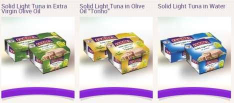 Ready-to-Eat Flavored Tuna - Isabel Creates a Snack-Friendly Version of Its Canned Fish Options
