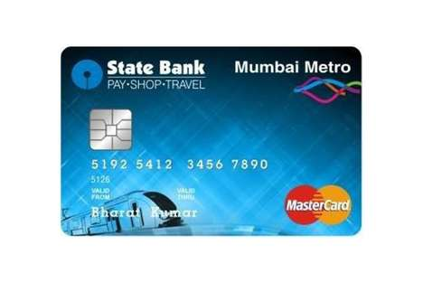 Combination Metro Cards - Mumbai Metro's Multipurpose Card Covers Transportation and Payments
