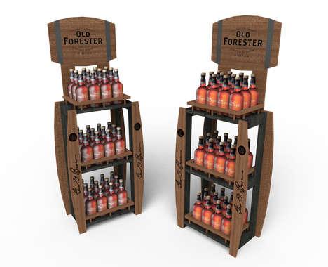 Artisanal Alcohol Kiosks