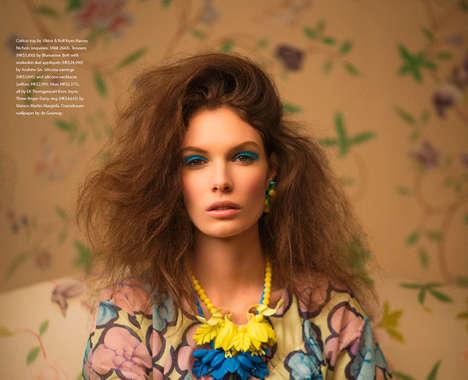 Bohemian 80s Fashion