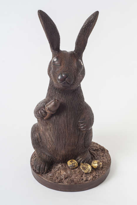 Extravagant Easter Chocolates - This Opulent Easter Treat Rings in at Nearly $50,000