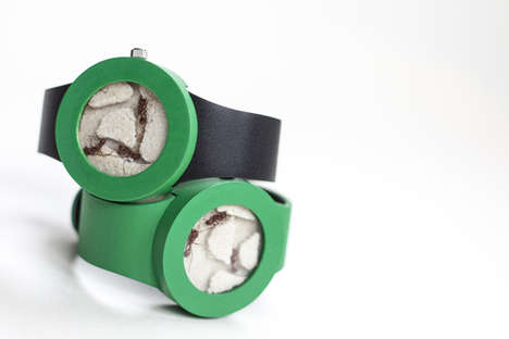 Wristworn Ant Farms - The Ant Watch Creates a Small Ecosystem for You to Flaunt on Your Arm