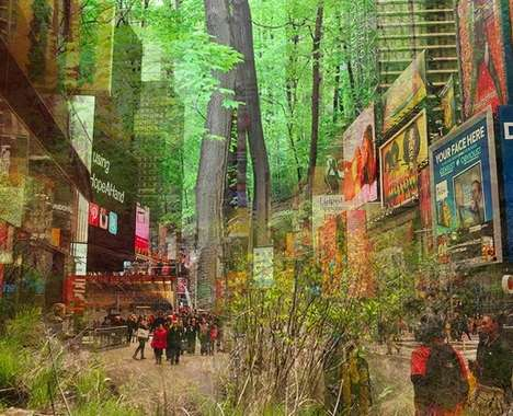 Crowdfunded Urban Forests