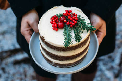 Gingerbread Cake Recipes - This Autumnal Treat Turns a Winter Favorite Into a Dense Dessert