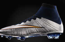 Nike's Mercurial Superfly CR7 Silverware Celebrates the Pursuit of Glory