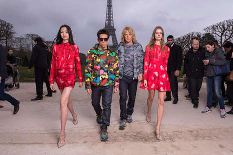 Fashion Comedy Editorials - Zoolander and Hansel Return in a Sequal-Themed Photoshoot