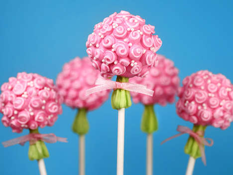 50 Custom Cake Pops - From Pop Culture Cookie Treats to Bite-Sized Easter Desserts