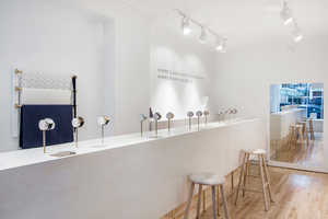 The New London Larsson & Jennings Location Boasts an In-Store Fika Bar