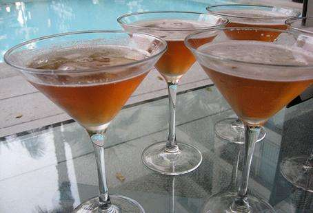 Canadian Maple Cocktails - This Sappy Beverage is Perfect for Toasting the Great White North