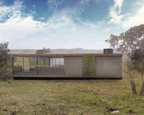 Sustainable Solar Homes - The NexusHaus Relies on Solar Power to Meet Its Energy Needs