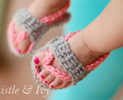 20 Adorable Baby Footwear Innovations