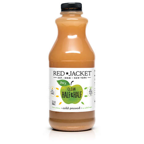 Hybrid Tea Lemonade - Joe's Half and Half by Red Jacket Orchard is a Refreshing Blended Beverage