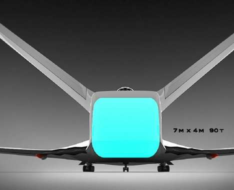 Supersonic Cargo Planes