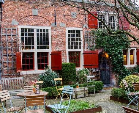 Medieval Church Cafes