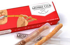 Miswak Club Uses Parts of a Tree to Promote Good Oral Hygiene