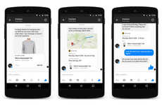 Purchasing Chat Apps - Facebook's Businesses on Messenger Expands the Social Service
