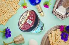 Passover-Themed Desserts - Ben & Jerry's Charoset Ice Cream is Perfect for a Seder Plate Meal