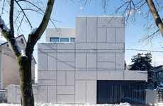 The Villa Criss-Cross Envelope by OFIS Embraces Simplicity