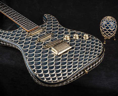 Rare Opulent Guitars