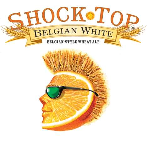 Talking Beer Billboards - Shock Top Brewing Co. Made This Interactive Talking Beer Ad