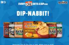 Clever Chip Campaigns - Tostitos Gave Dip to Those Named Chip to Celebrate National Chip and Dip Day