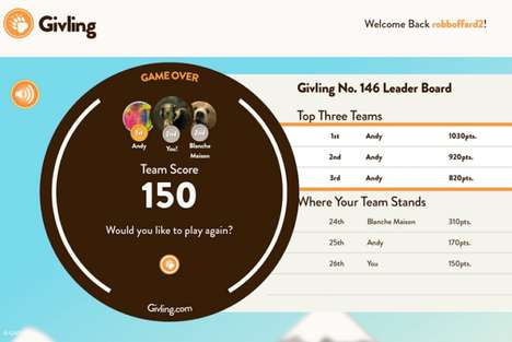 Debt-Diminishing Games - Givling Helps Pay Off Student Loans with Rounds of Trivia