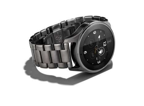 Luxurious Smart Watches - The Olio Model One Has An All-In-One Design